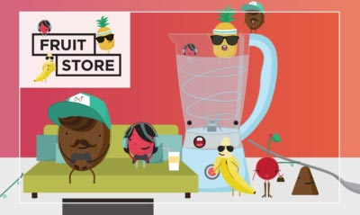 Fruit Store mlv.sk animacie video grafika reklamne studio ilustracia